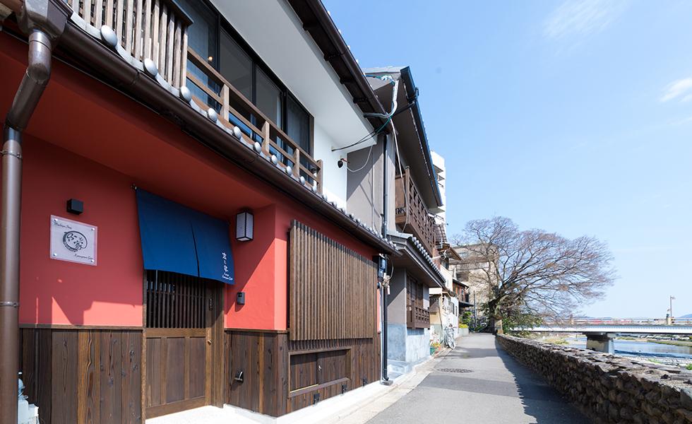 Kyotoya Kamogawa Gojo