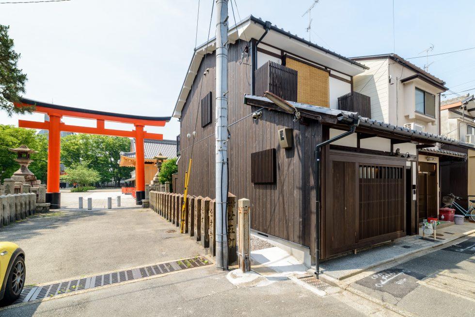 京と家おたびしょ庵